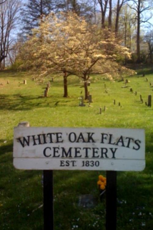 white oak flats