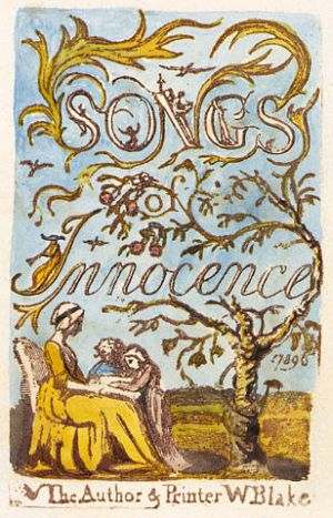 chimney sweeper songs innocence essay