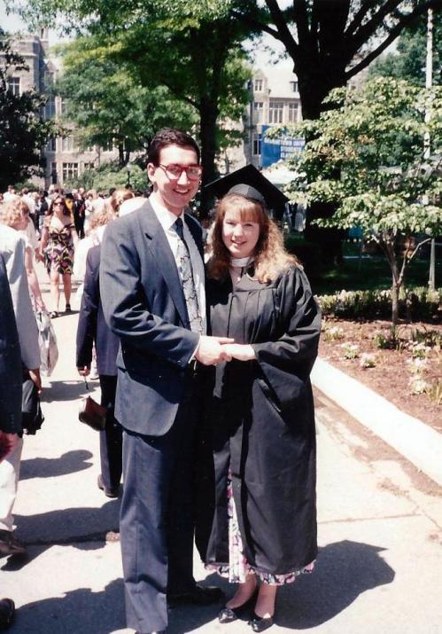 Leslie's Graduation