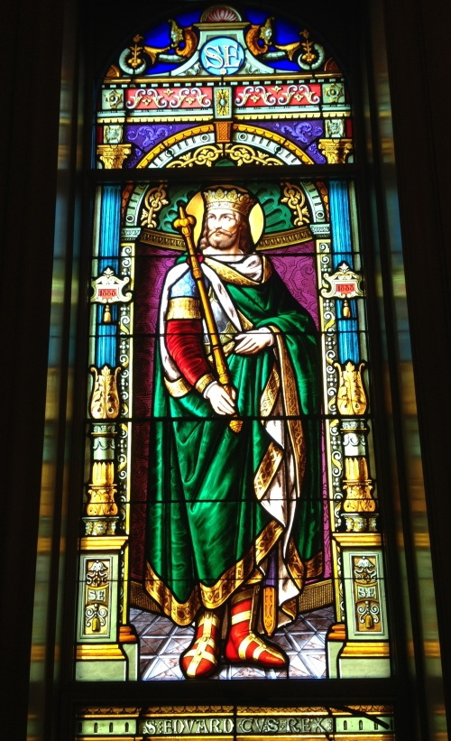 St. Edward (King Edward, the Confessor)