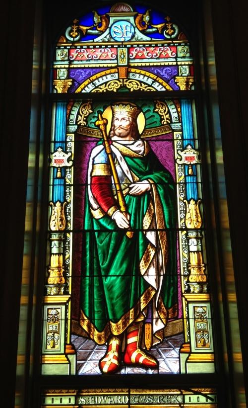 St. Edward (King Edward, the Confessor)