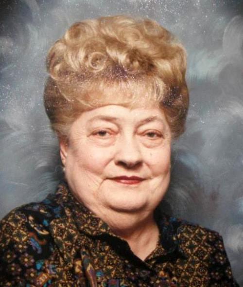 My paternal grandmother, Granny