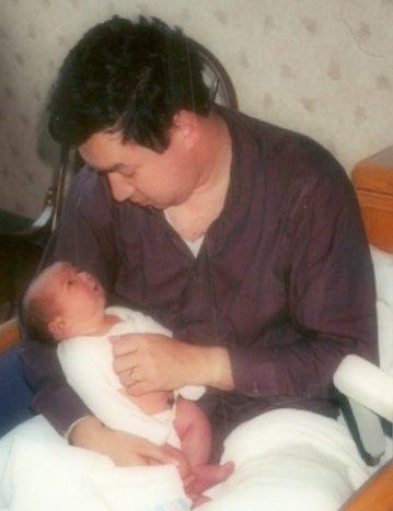 john and baby william
