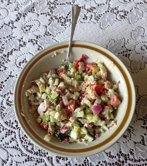 Food Tuna Salad