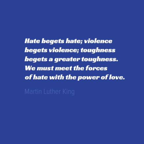 violence quote