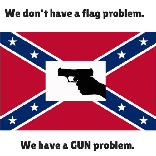 It's not a flag problem (1)