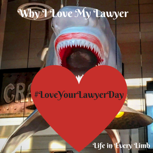##LoveYourLawyerDay