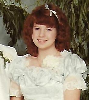 Leslie at 16